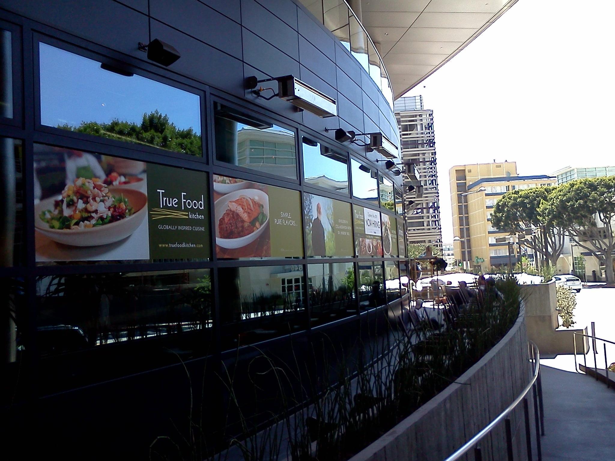 New Curtain Wall Job – Tru Foods, Santa Monica Location.