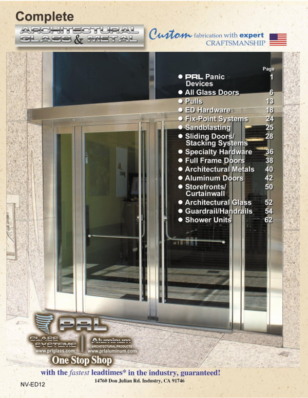 Complete Architectural Glass and Metal Supplier for the Glazing Industry.