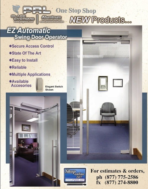 EZ Automatic Swing Door Operator