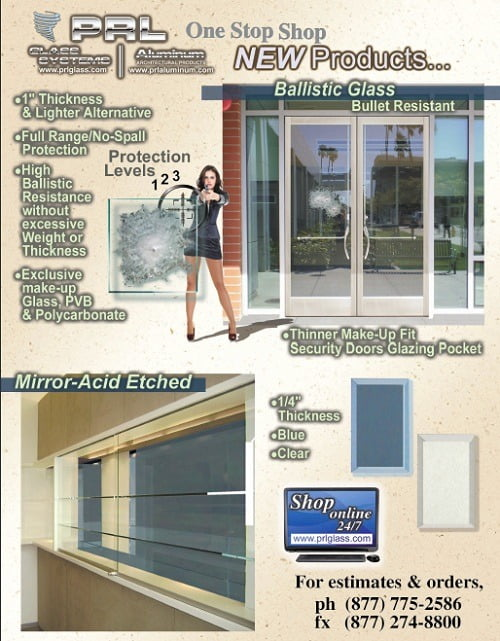 Security Glass, Bullet Resistant laminates, Ballistic Glass