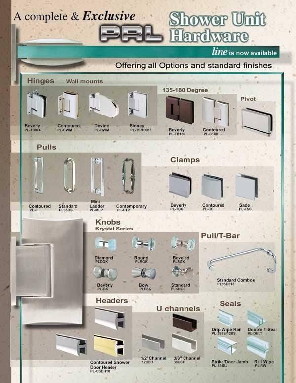 Shower glass shower door hardware all in one shipment prl shower glass shower door hardware all in one shipment planetlyrics Image collections