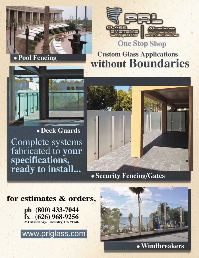 Elegant Glass Fences and Gates