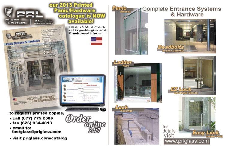 New Entrance Door & Panic Device Catalog!