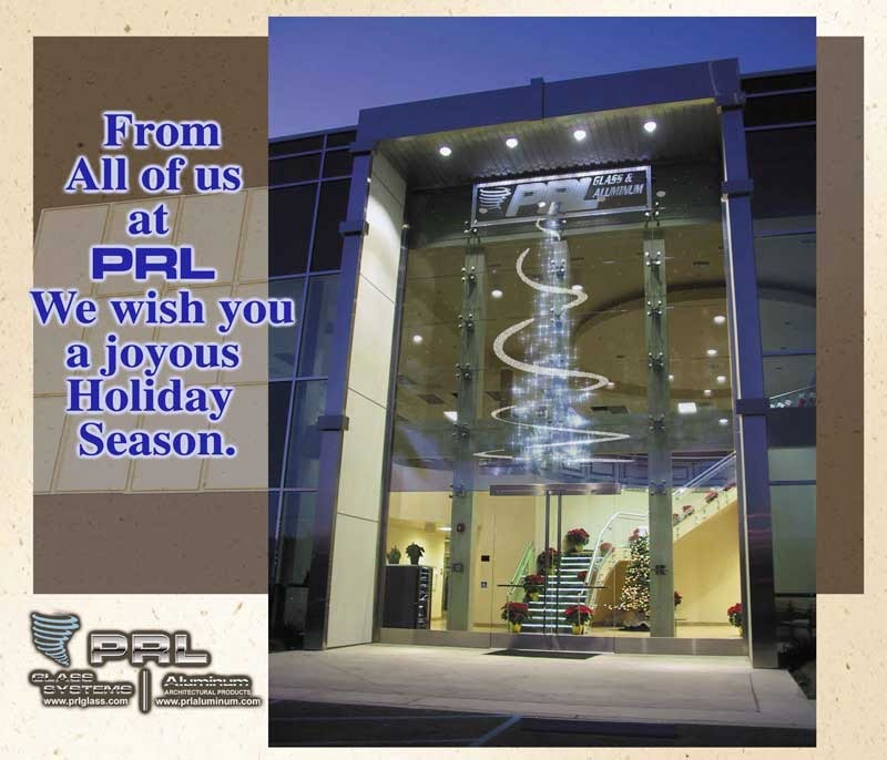 PRL Wishes you a Merry Christmas and a Happy New Year !