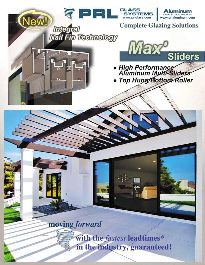 Aluminum Max Nail Fin Technology