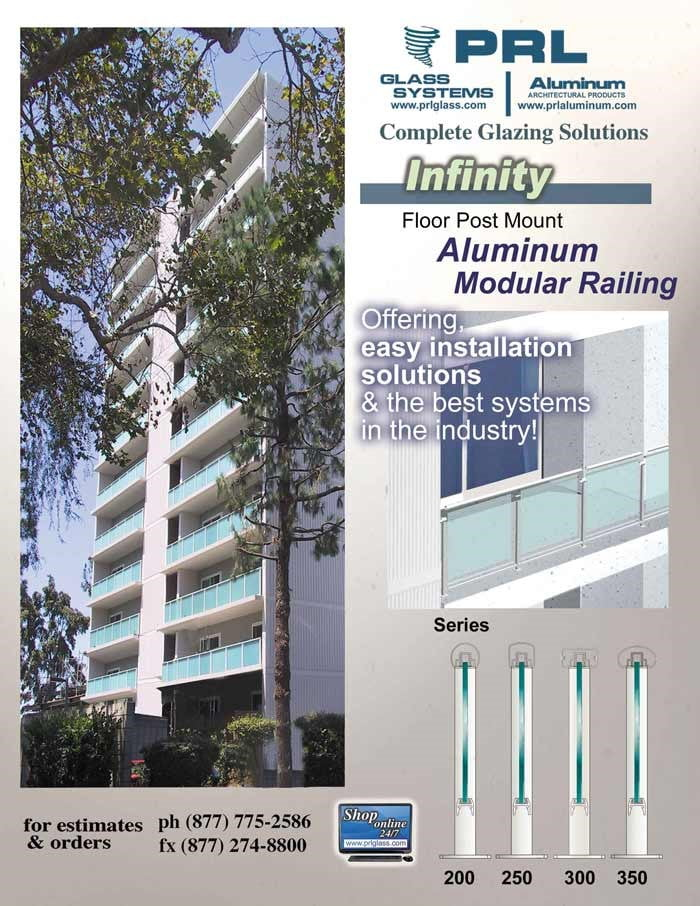Infinity Aluminum Railing Successfully Thriving