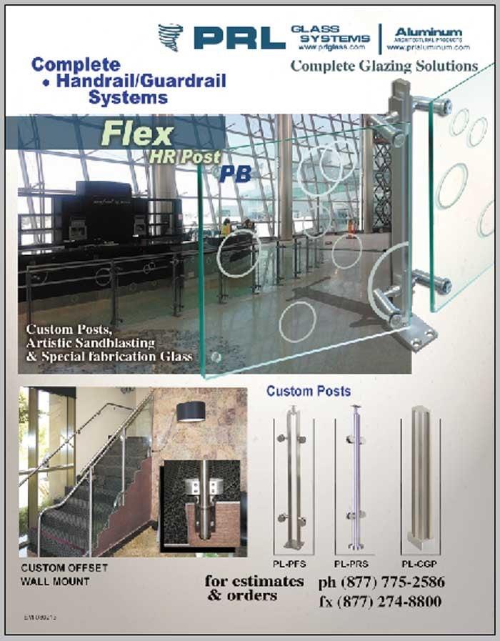 Railing Flex Post System