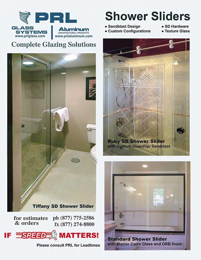 Shower Door Sliders