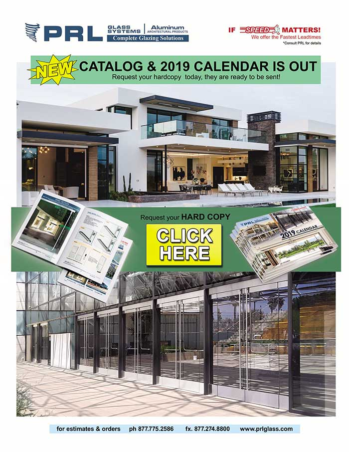 2019 is Here,  PRL Has a New Calendar and Catalog