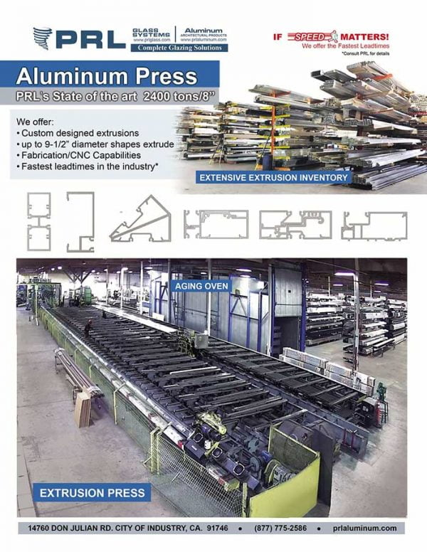 Automated Extrusion Press