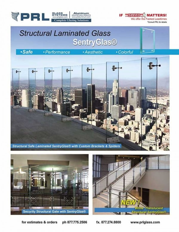 structural laminated glass
