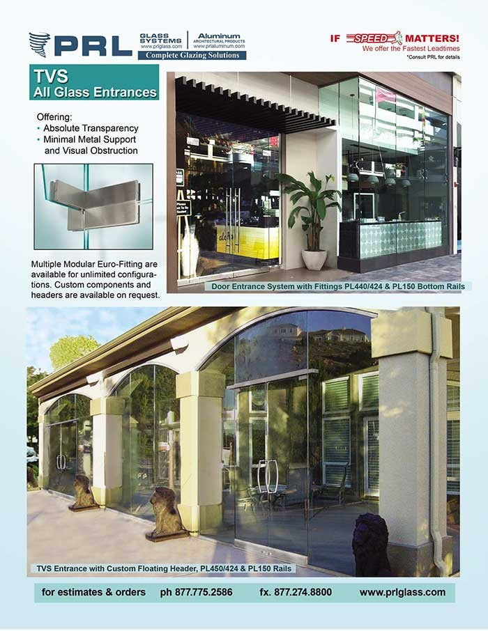 All Glass Entrance Systems