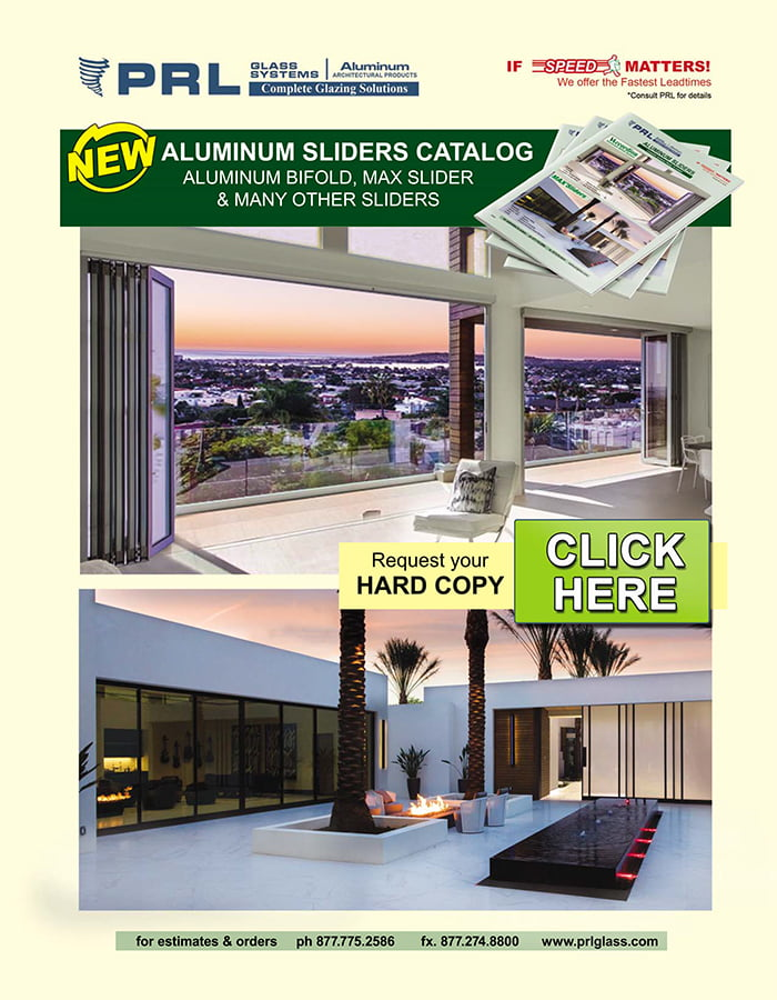 aluminum slider catalog
