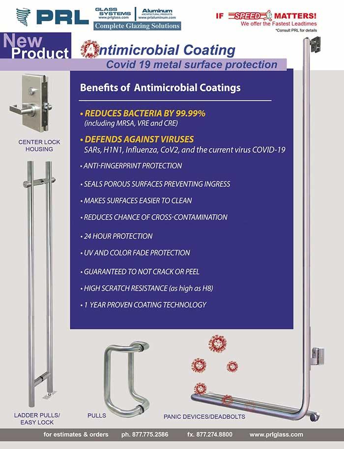 antimicrobial coating