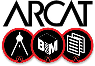 Find PRL's CAD, BIM and Specs on ARCAT