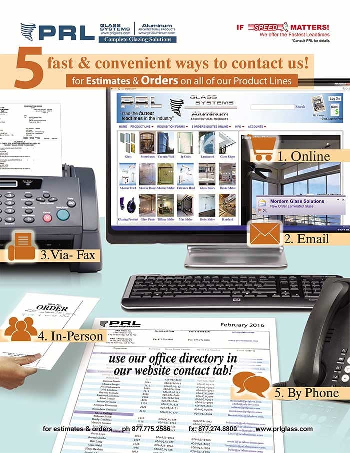 5 Fast & convenient ways to contact us