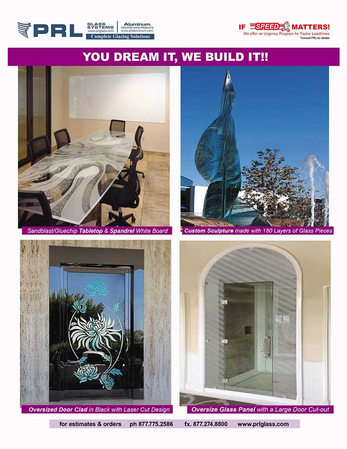 Your Custom Glass Specialty Experts