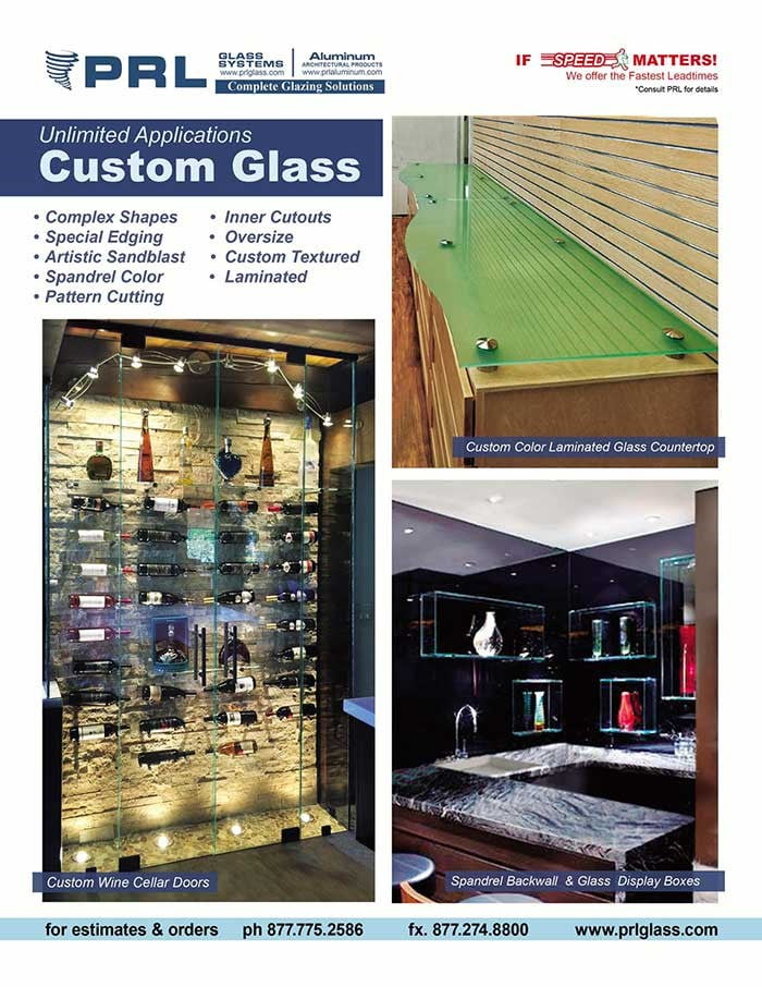 PRL Custom Glass