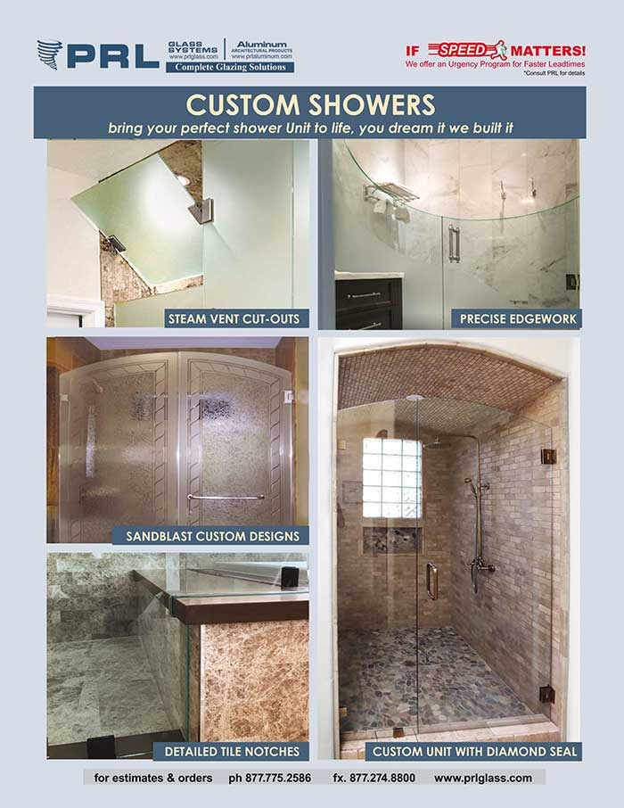 Custom Shower Door Units. Get Endless Designs for Stalls & Tub Enclosures