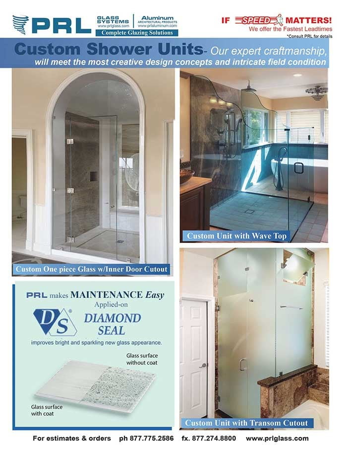 complete shower units Archives - PRL Architectural Glass and Metal News
