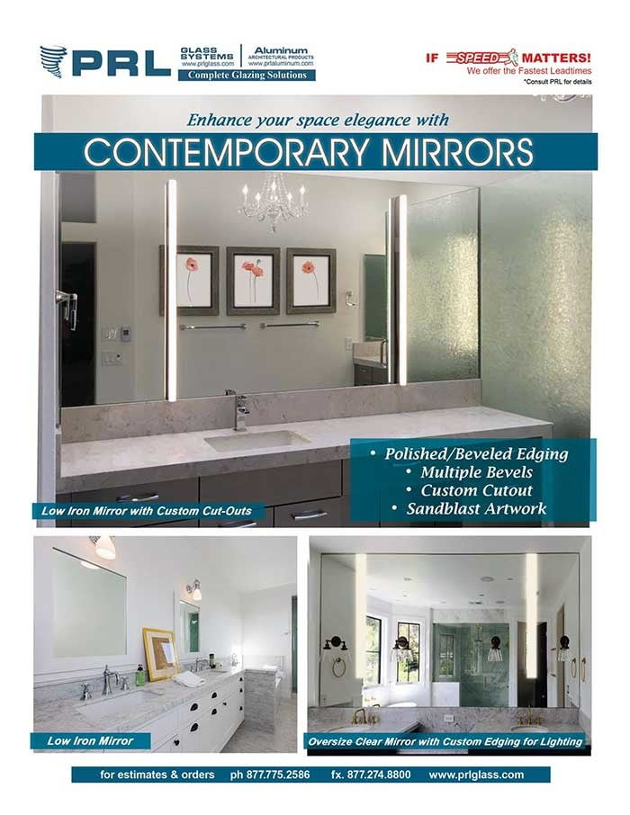Fabricated Mirrors