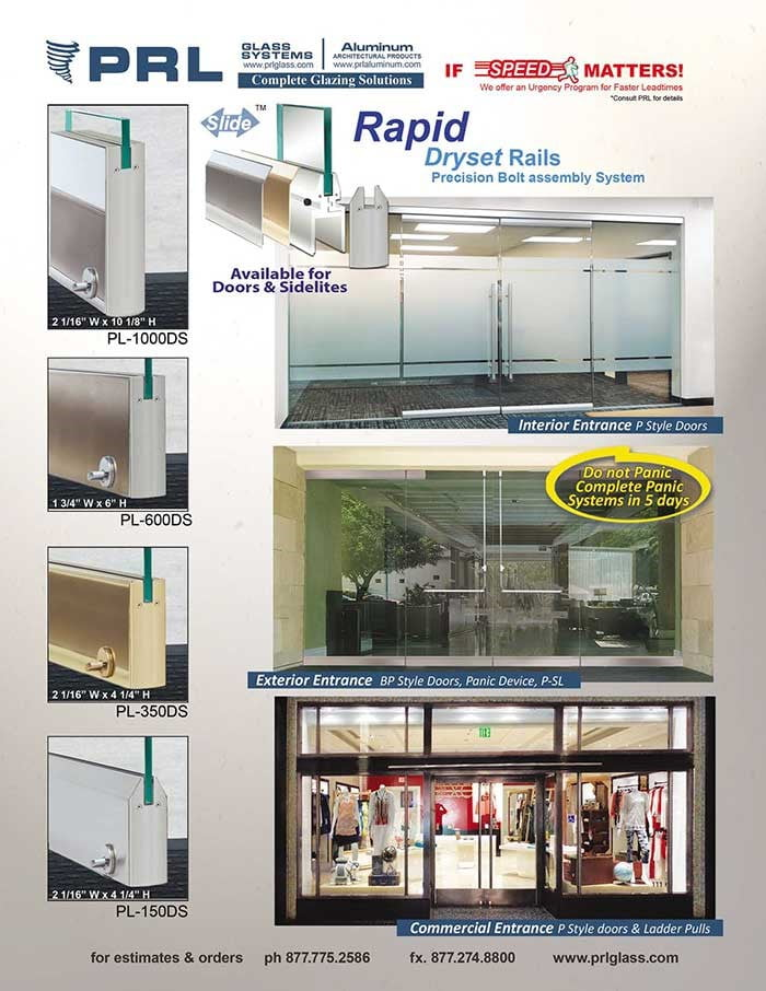 Easy and Fast All Glass Door Installations