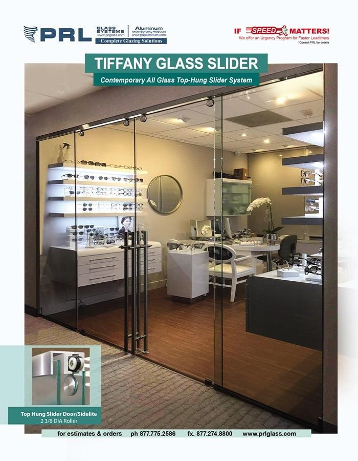 Glass Sliding Doors. The Ultimate in Interior Slider.