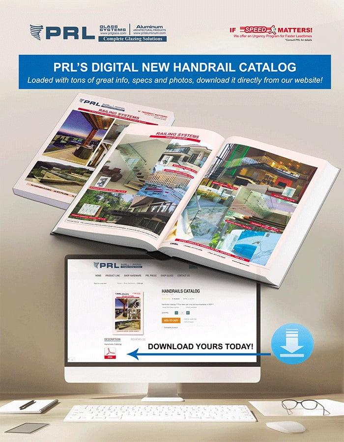 handrail catalog