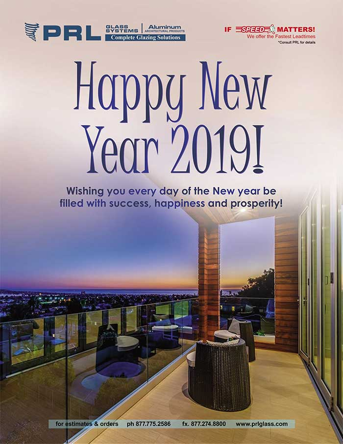 PRL Wishes You a Happy New Year! Cheers to 2019!