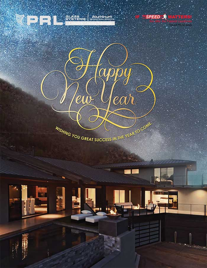 Wishing You a Bright New Year's from PRL