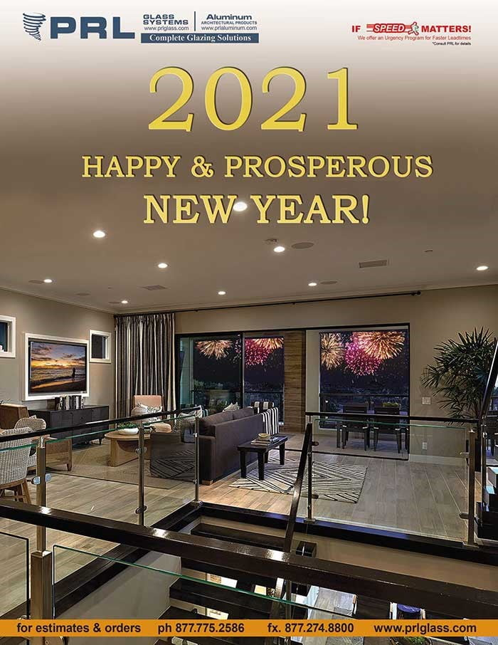 Here's to a Sparkling New Year! PRL Celebrates Our Customers!