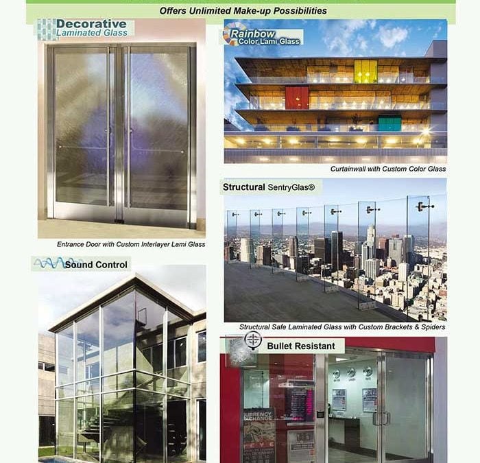 Find out Why Laminated Glass Is One of PRL's Best Sellers