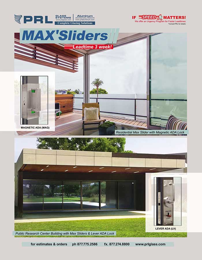 PRL Introduces 2 New Locks for Our Max Sliding Doors!