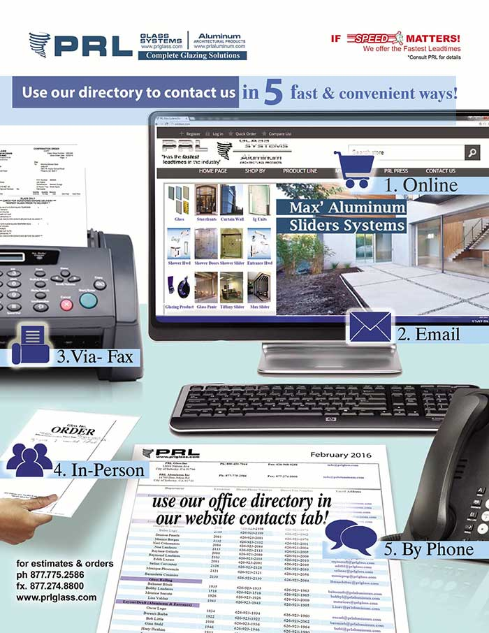 PRL Company Directory 2017