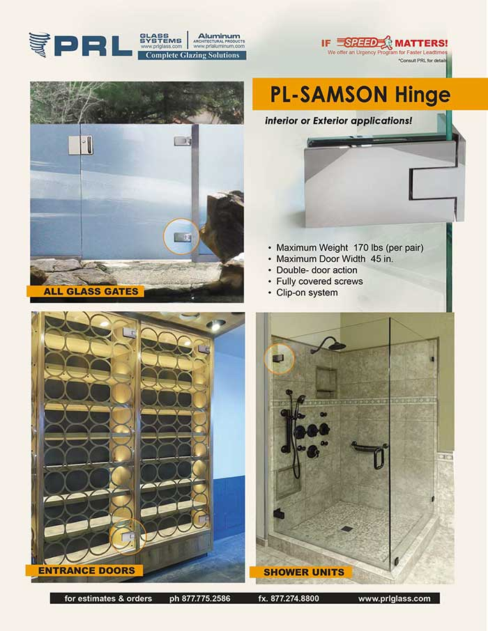 Samson Heavy Duty Hinge is a Hit!!