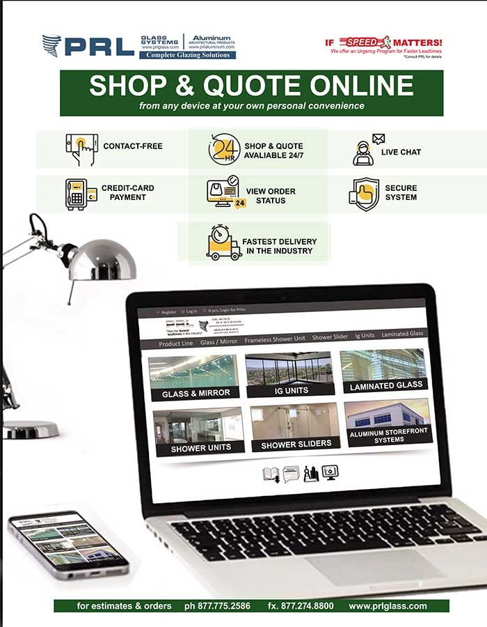 Shop and Quote PRL Online in a Few Simple Steps!