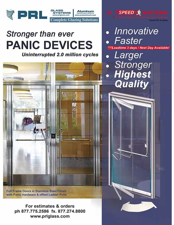 PRL Panic Devices proven Stronger than ever!