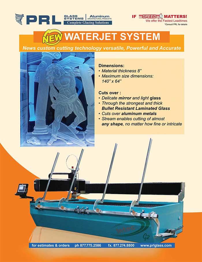 waterjet system